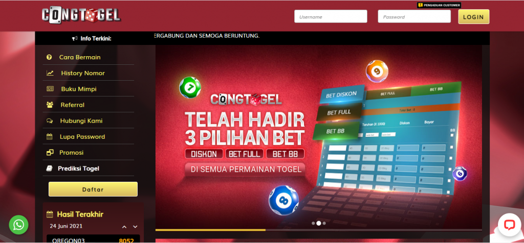 home congtogel